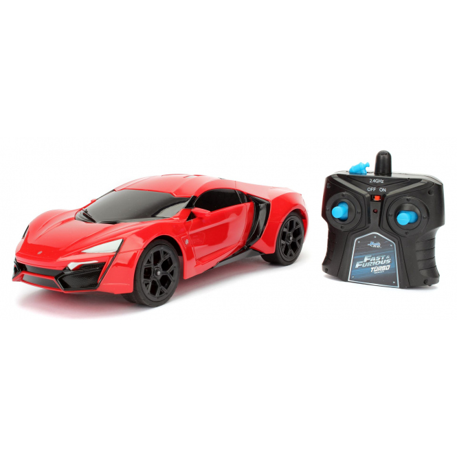 Jada - RC Lykan Hypersport - Fast & Furious