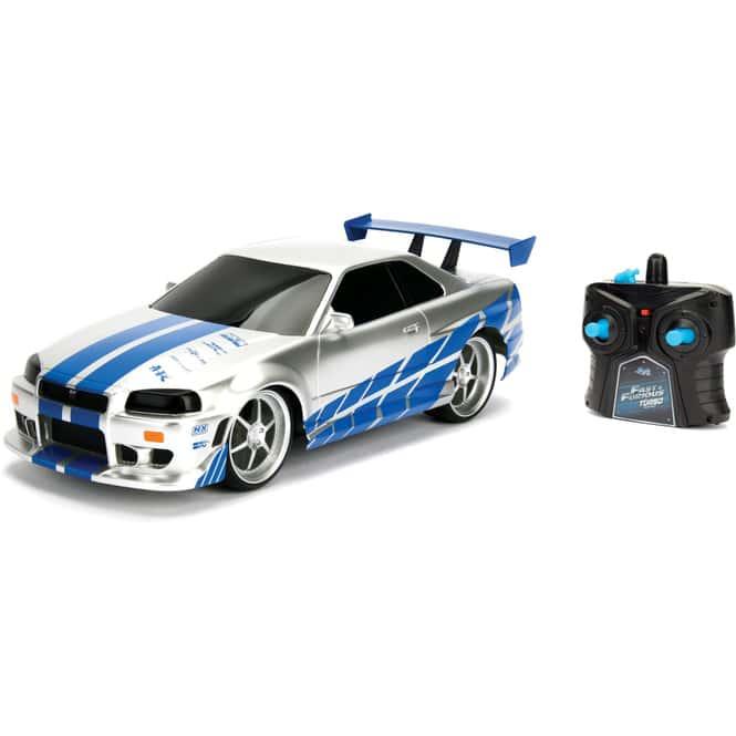 Jada - RC Nissan Skyline GT-R - Fast & Furious