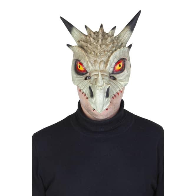Maske - Drache - für Erwachsene