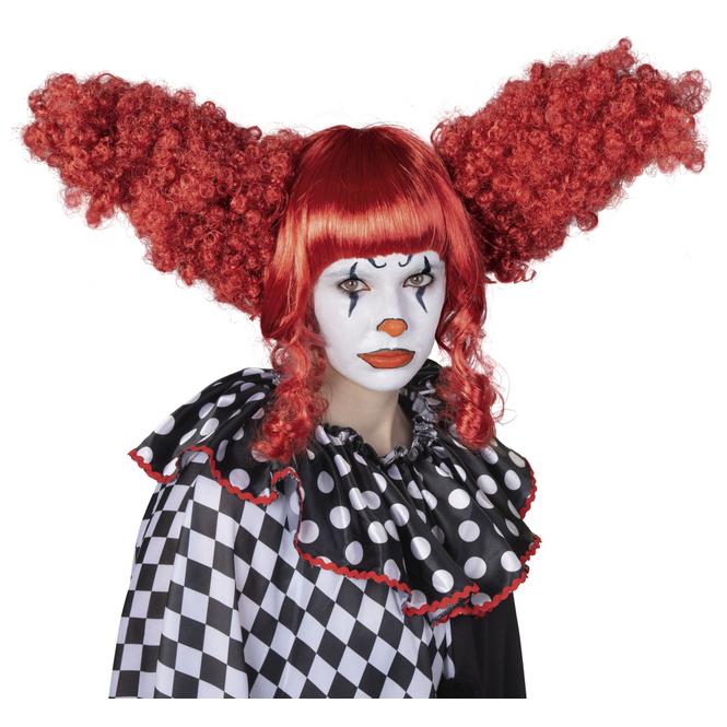Perücke für Erwachsene - Clown