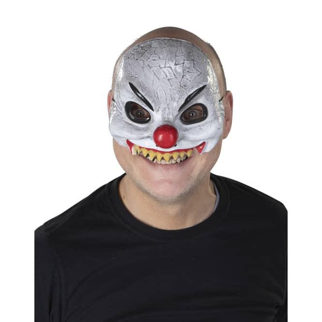 Maske - Clown - für Erwachsene