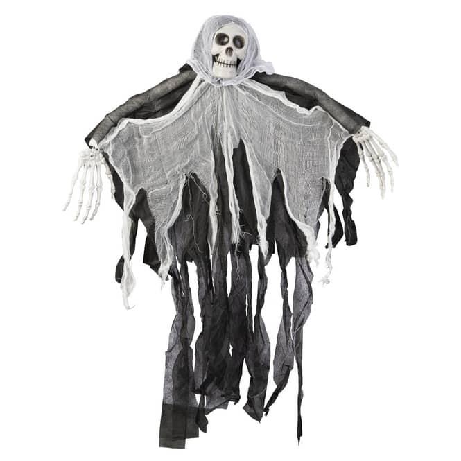 Dekohänger - Skelett - ca. 80 cm
