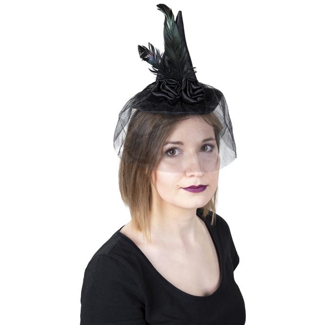 Haarreif - Hexenhut - für Erwachsene