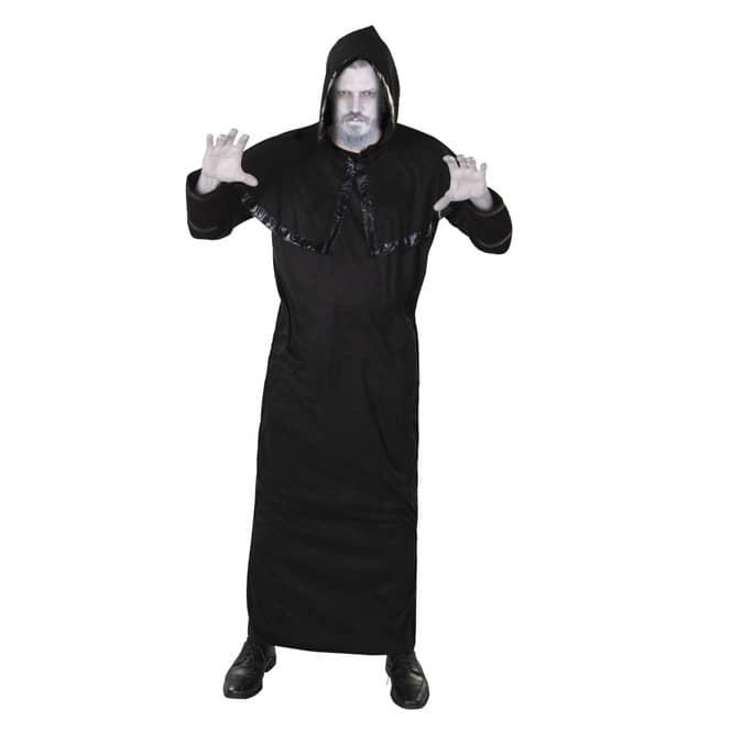 Kostüm - Dämonmönch - für Erwachsene - verschiedene Größen