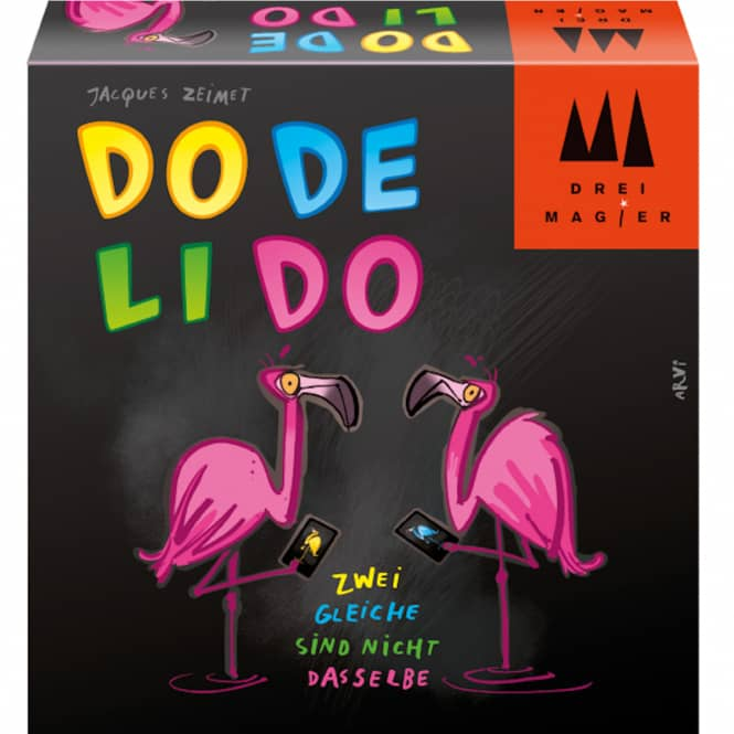 Dodelido - Kartenspiel