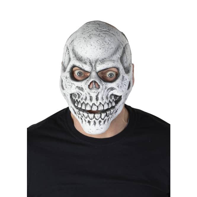 Maske - Skelett - für Erwachsene