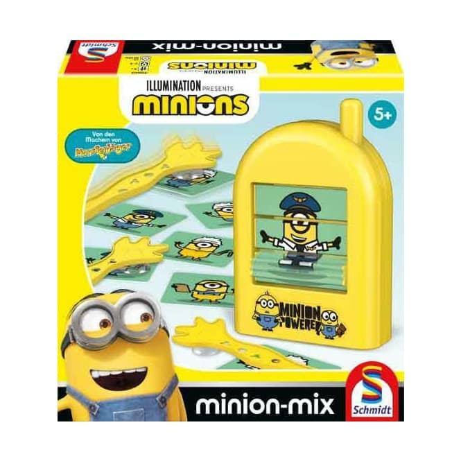 Minions - Spiel Minion-Mix
