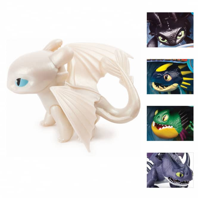 Dragons - Legends Evolved - Mini-Spielfigur - 1 Stück