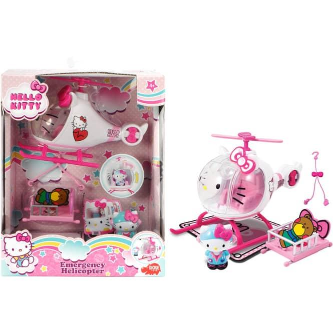 Hello Kitty - Rettungshelikopter - Dickie