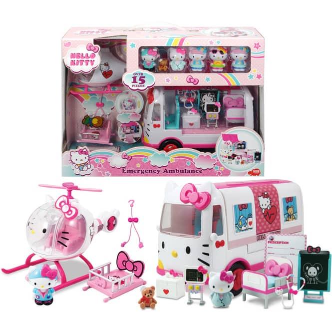 Hello Kitty - Rescue Set - Dickie