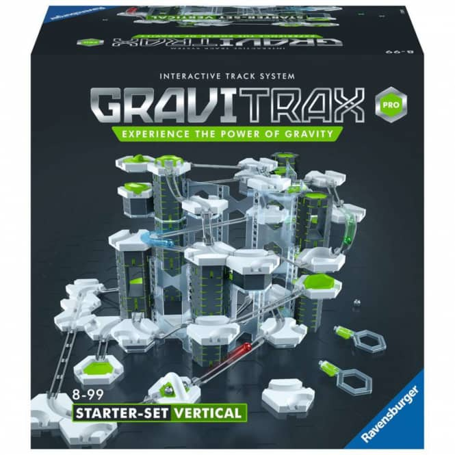GraviTrax PRO - Starter Set Vertical - Ravensburger