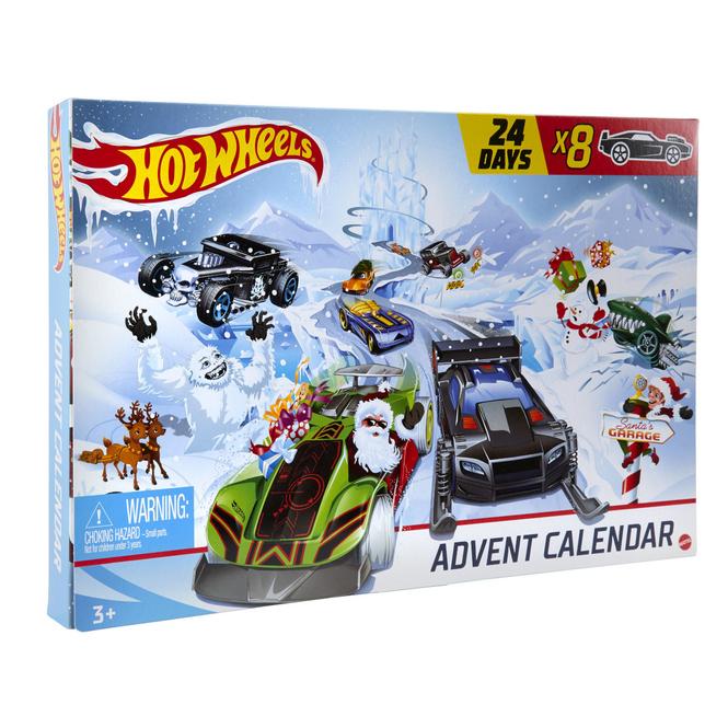 Hot Wheels - Adventskalender 2020