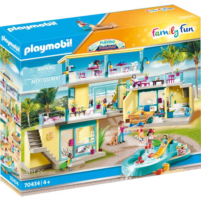 Playmobil® 70434 - Playmo Beach Hotel - Playmobil® Family Fun