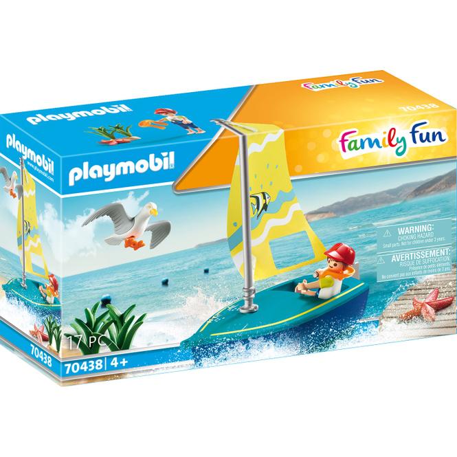 Playmobil® 70438 - Segeljolle - Playmobil® Family Fun