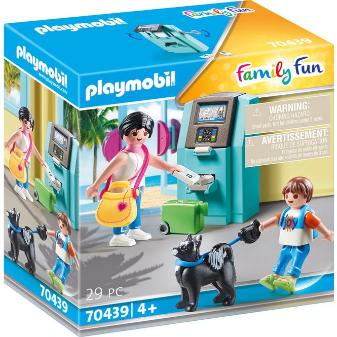 Playmobil® 70439 - Urlauber mit Geldautomat - Playmobil® Family Fun