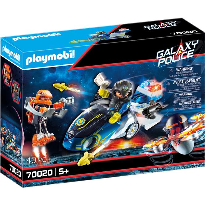 Playmobil® 70020 - Galaxy Police-Bike - Playmobil® Galaxy Police