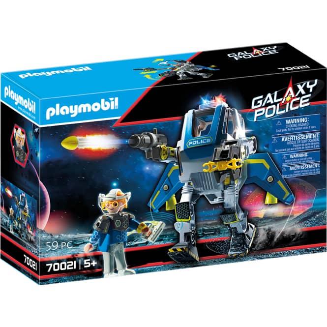 Playmobil® 70021 - Galaxy Police-Roboter - Playmobil® Galaxy Police