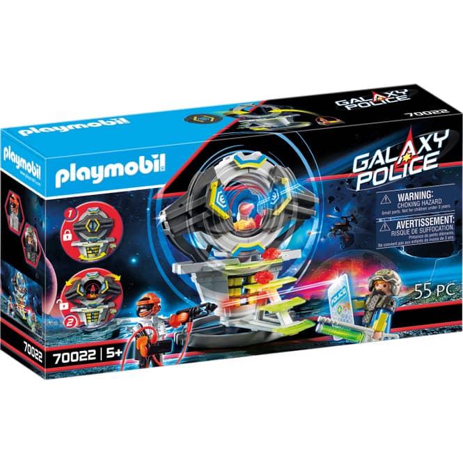 Playmobil® 70022 - Galaxy Police-Tresor mit Codefunktion - Playmobil® Galaxy Police