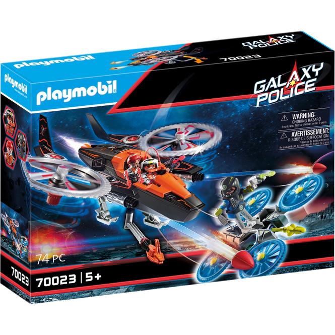 Playmobil® 70023 - Space Pirates-Heli - Playmobil® Galaxy Police