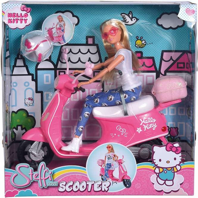 Hello Kitty - Scooter - Steffi Love