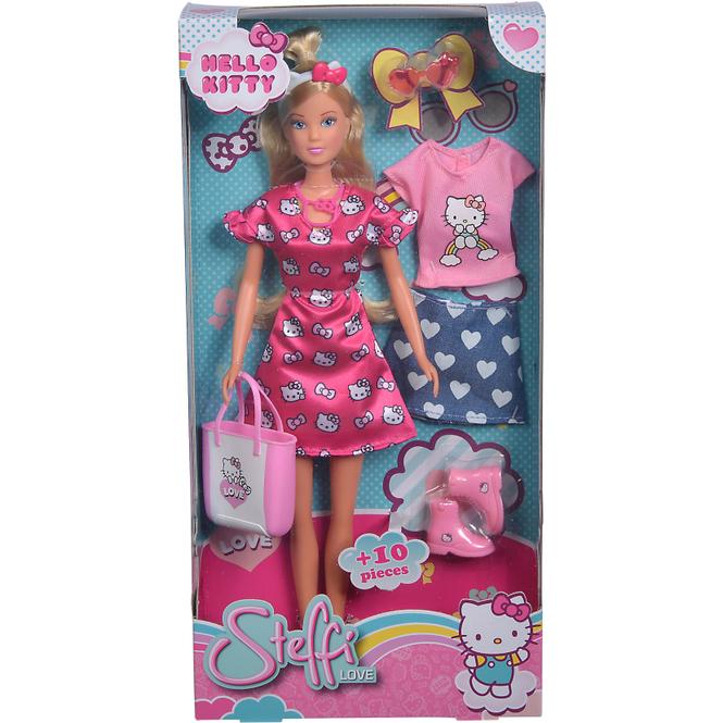 Hello Kitty - Kleid - Steffi Love