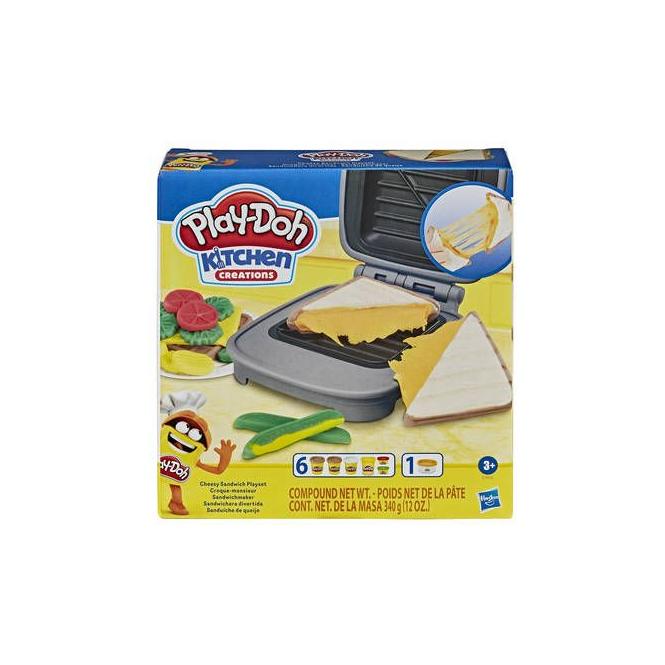 Play-Doh Kitchen - Sandwichmaker - Knetset