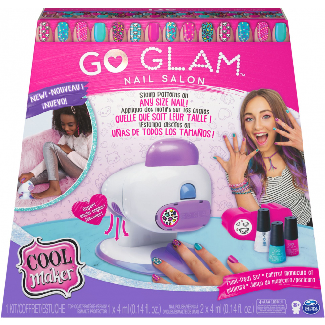 GO GLAM - 2 in 1 Salon