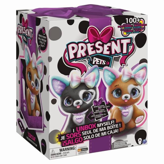 Present Pets - Überraschungs-Box- Rainbow Glitter