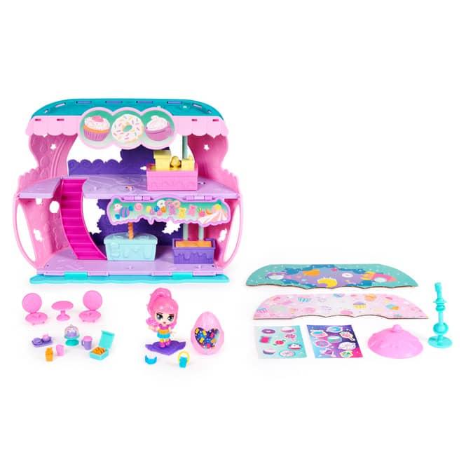 Hatchimals Colleggtibles - Cosmic Candy Shop - 2in1 Spielset