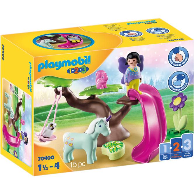 Playmobil® 70400 - Mein Feenspielplatz - Playmobil® 1-2-3