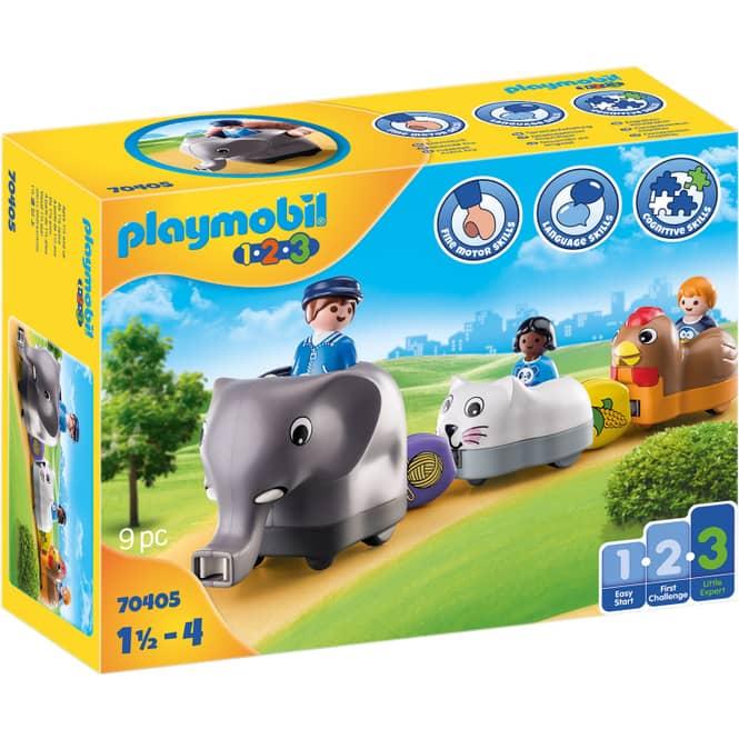 Playmobil® 70405 - Mein Schiebetierzug - Playmobil® 1-2-3