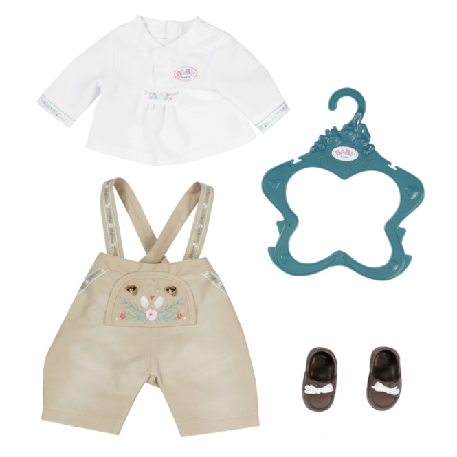 BABY born - Trachten-Outfit - 43 cm