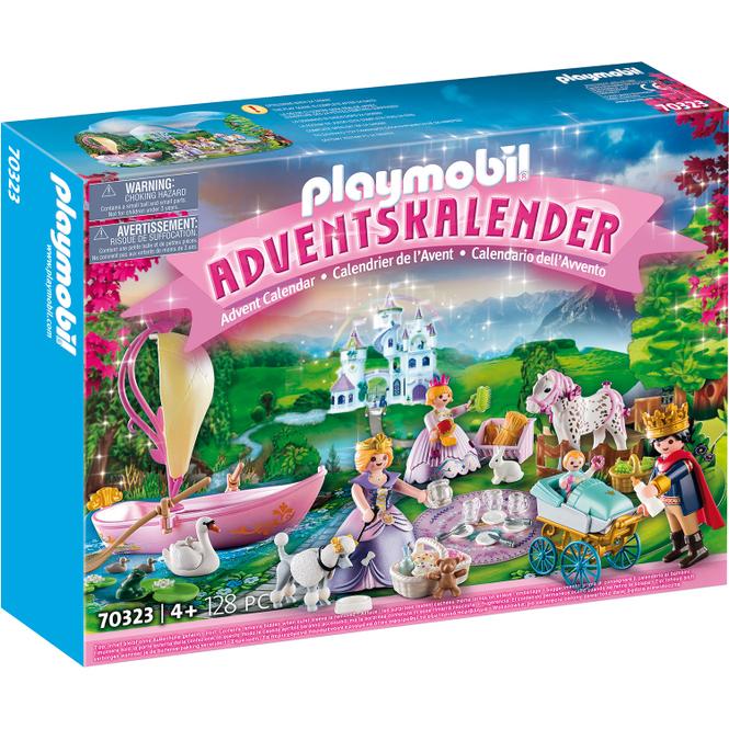 Playmobil® Adventskalender 70323 - Königliches Picknick im Park