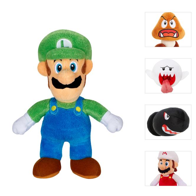 Super Mario - Plüschfigur - 19 cm - 1 Stück