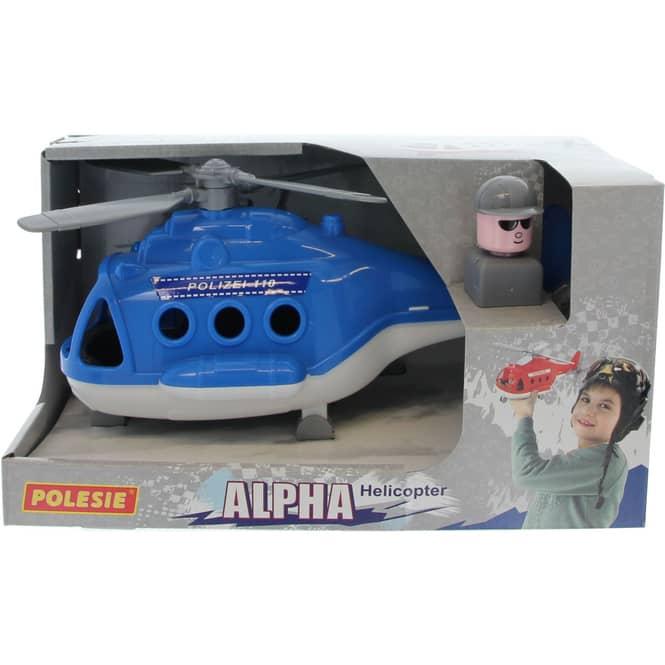 Polizei Helikopter - ca. 30 cm
