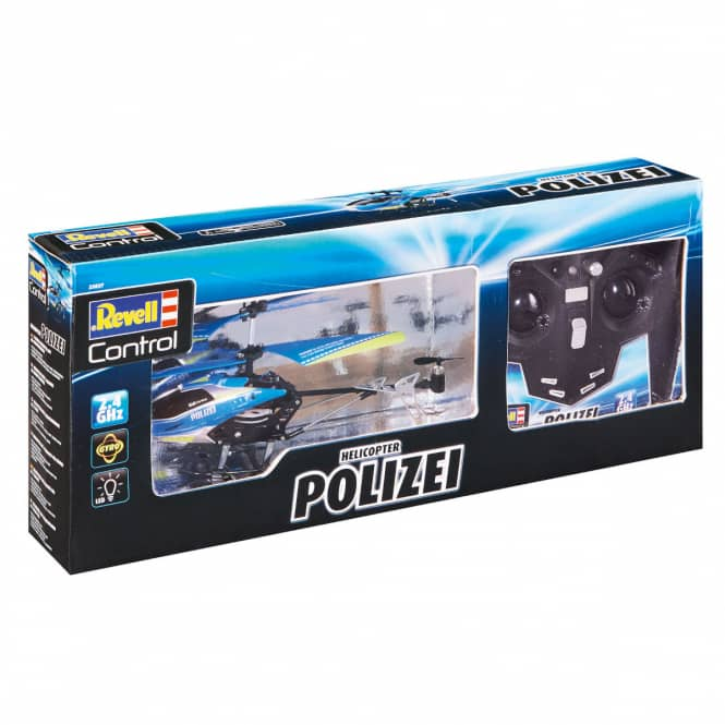 Revell - 23827 RC Polizei Helikopter -  Revell Control