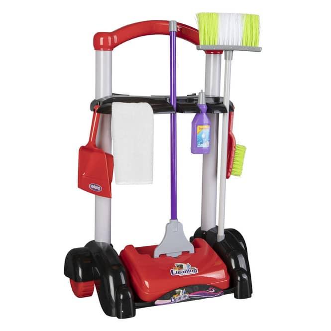 Besttoy - Besenwagen für Kinder
