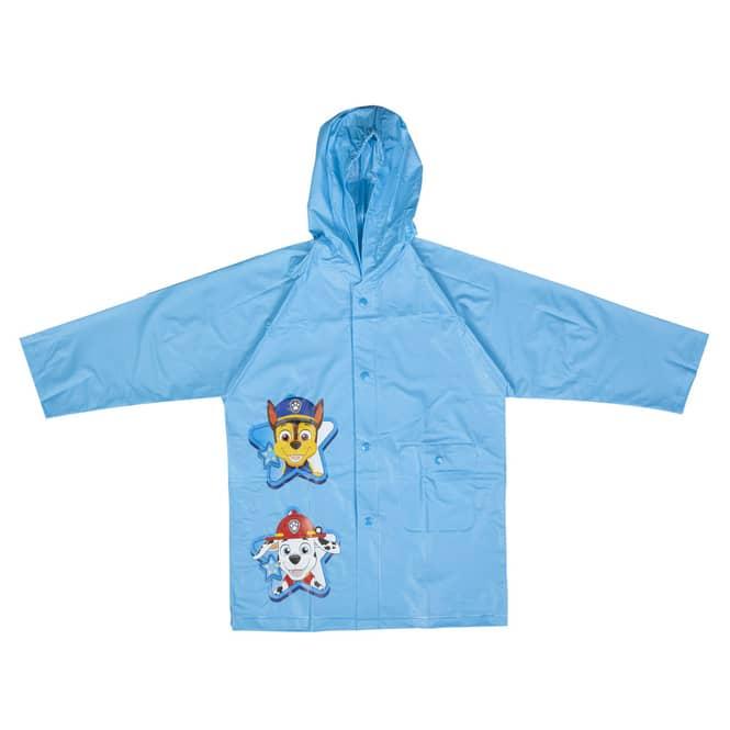Paw Patrol - Kinder Regenjacke - blau - Gr. 116/122