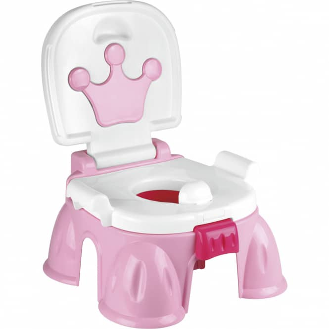 MICA - Baby Toilette mit Musik - pink