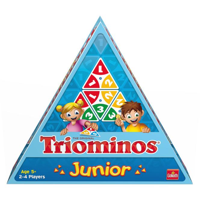 Triominos - Junior - Goliath