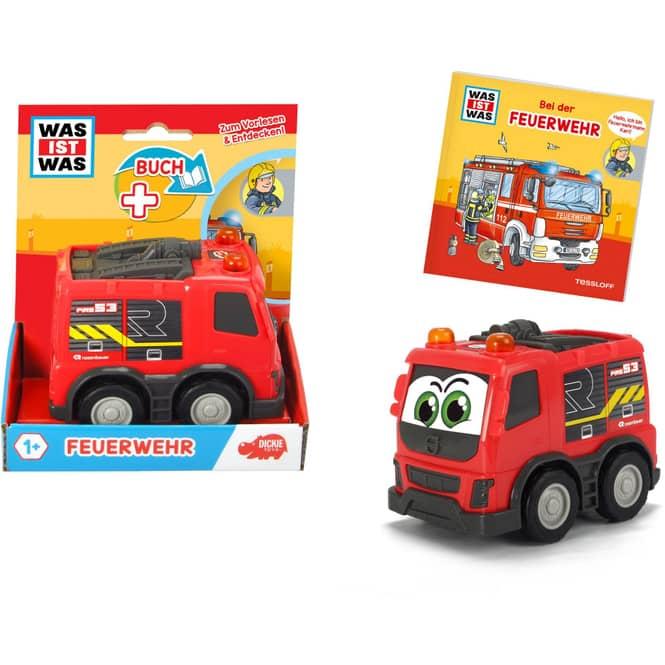 WAS IST WAS - Feuerwehr - Dickie