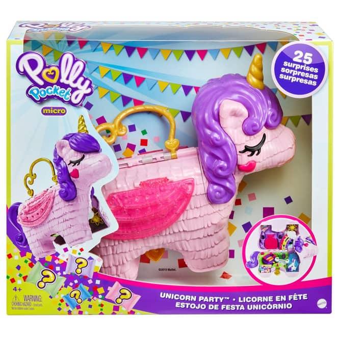 Polly Pocket - Einhorn-Party