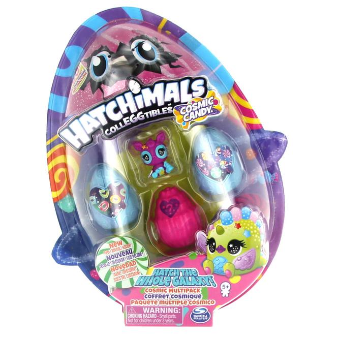 Hatchimals Colleggtibles - Serie 8 Cosmic Candy - Multipack - 1 Stück