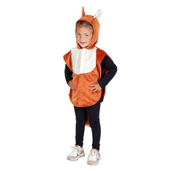 Kostüm - Kleiner Fuchs - für Kinder