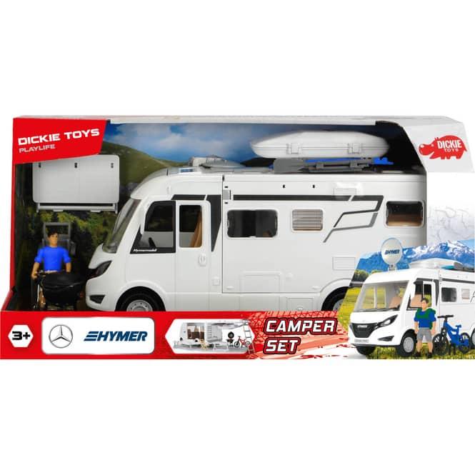 Dickie - Hymer Wohnmobil - Camping Set