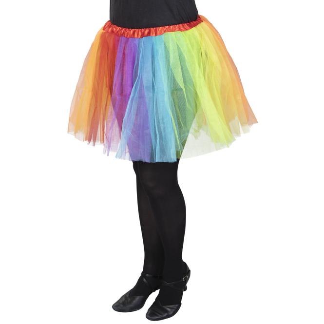 Petticoat - für Erwachsene - Regenbogen