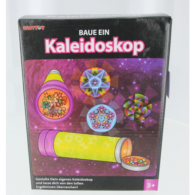 Baue ein Kaleidoskop