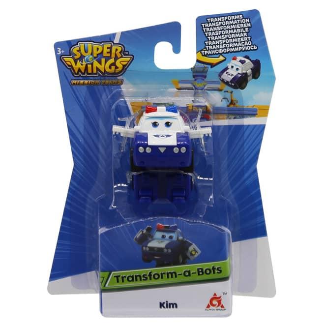 Super Wings - Transform-a-Bots - Kim