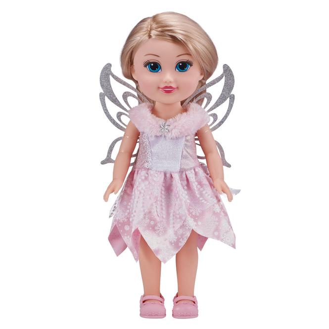 Sparkle Girlz - Modepuppe - Winterprinzessin - rosa