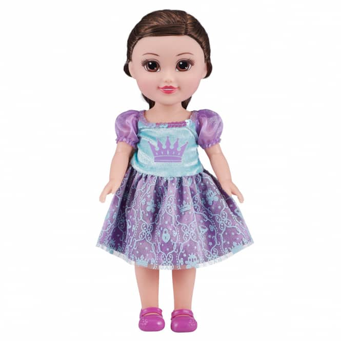 Sparkle Girlz - Modepuppe - Prinzessin - blau